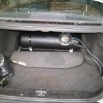Mercedes c-180 lpg sistemi uyumu